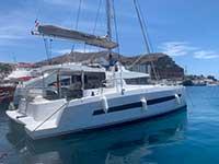 Viaggio Catamarano a Vela Esclusivo